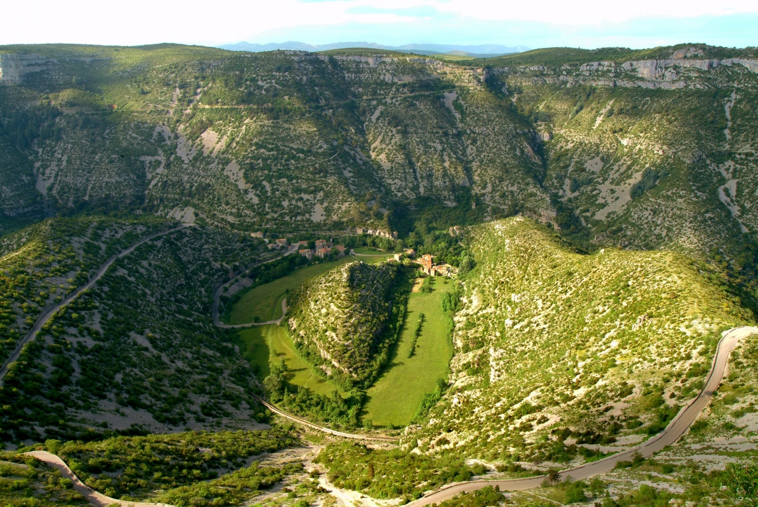 The Cirque de Navacelles