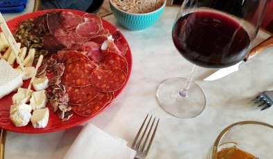 Epicerie Fleury assiette charcut