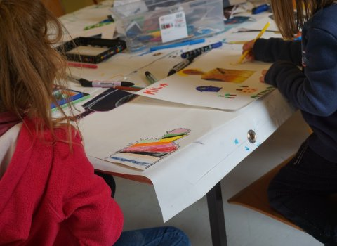 atelier scolaire magritte