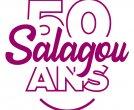 50 ans lac logo