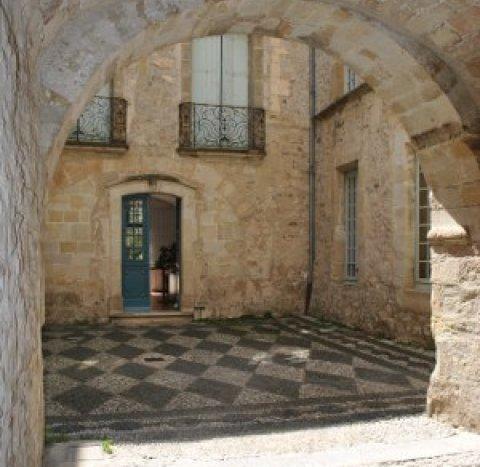 Ancienne cour musée de Lodève