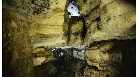 grotte de labeil