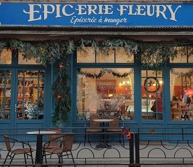 L'EPICERIE FLEURY