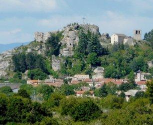 Le Caylar - Roc Castel