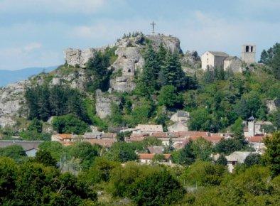 LE ROC CASTEL DU CAYLAR