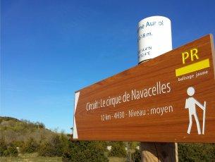 Randonnée Navacelles