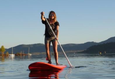 base nautique paddle
