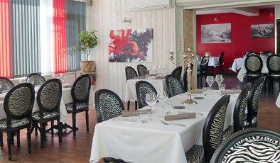 Restaurant La réserve bosc salle