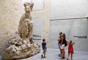 Visite famille musée